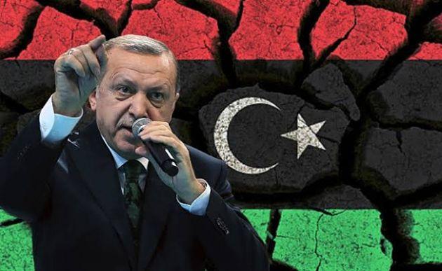 Турция пытается установить свой контроль в Восточном Средиземноморье благодаря интервенции в Ливию