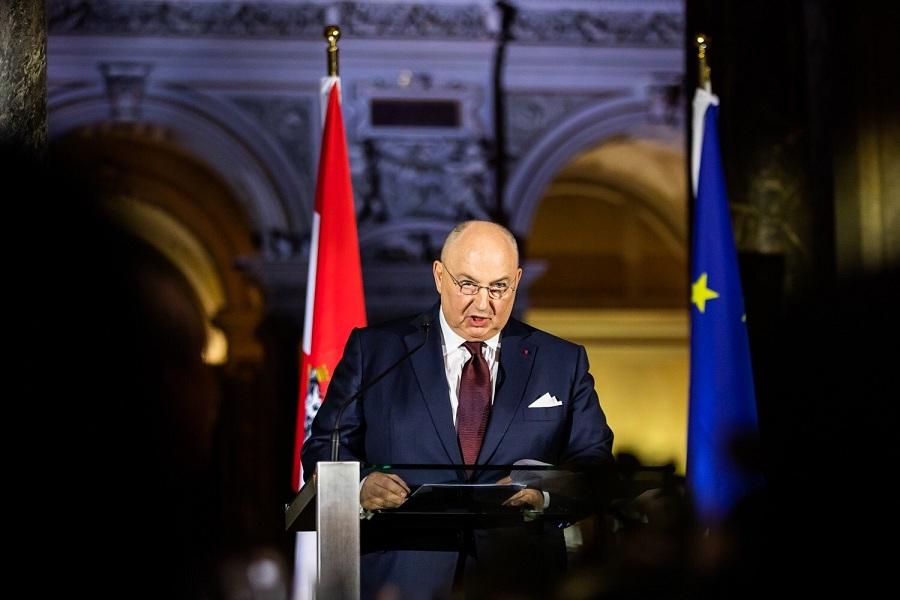 Президент ЕЕК Вячеслав Моше Кантор назвал своевременным и важным приговор греческим неонацистам из «Золотой зари»