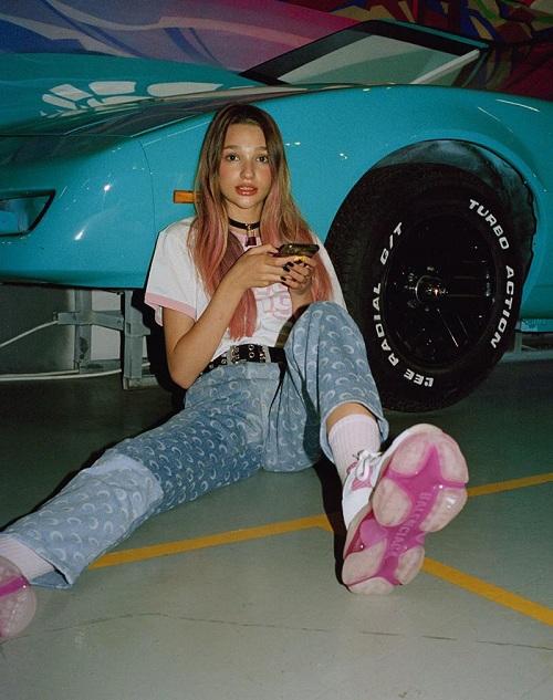 Журнал «Vogue Дети» признал Лизу Анохину «звездой TikTok и Instagram»