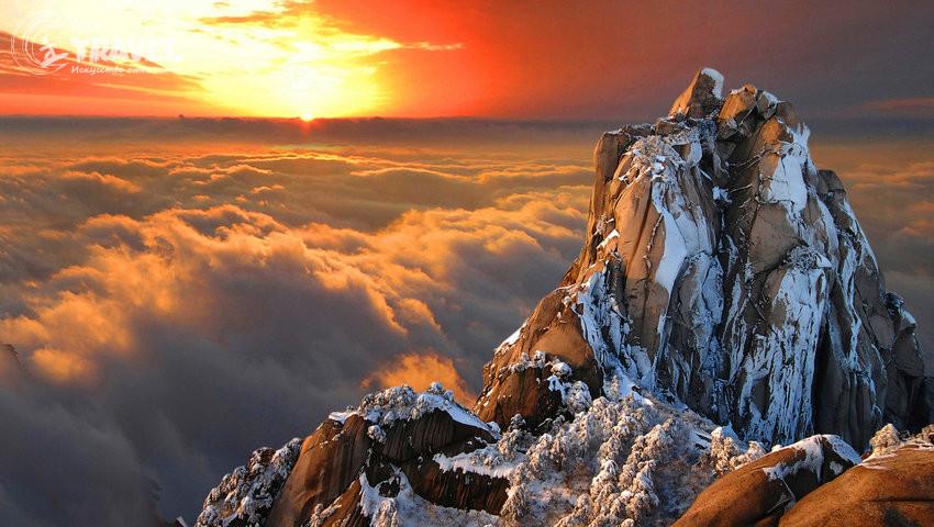 Статью всемирному геопарку Tianzhu Mountain посвятила «Российская газета»