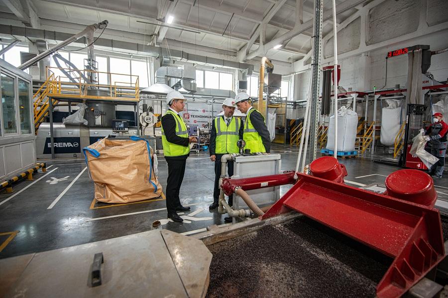Вторичную переработку полимеров на новом заводе в Хабаровске обеспечит ТЕХНОНИКОЛЬ