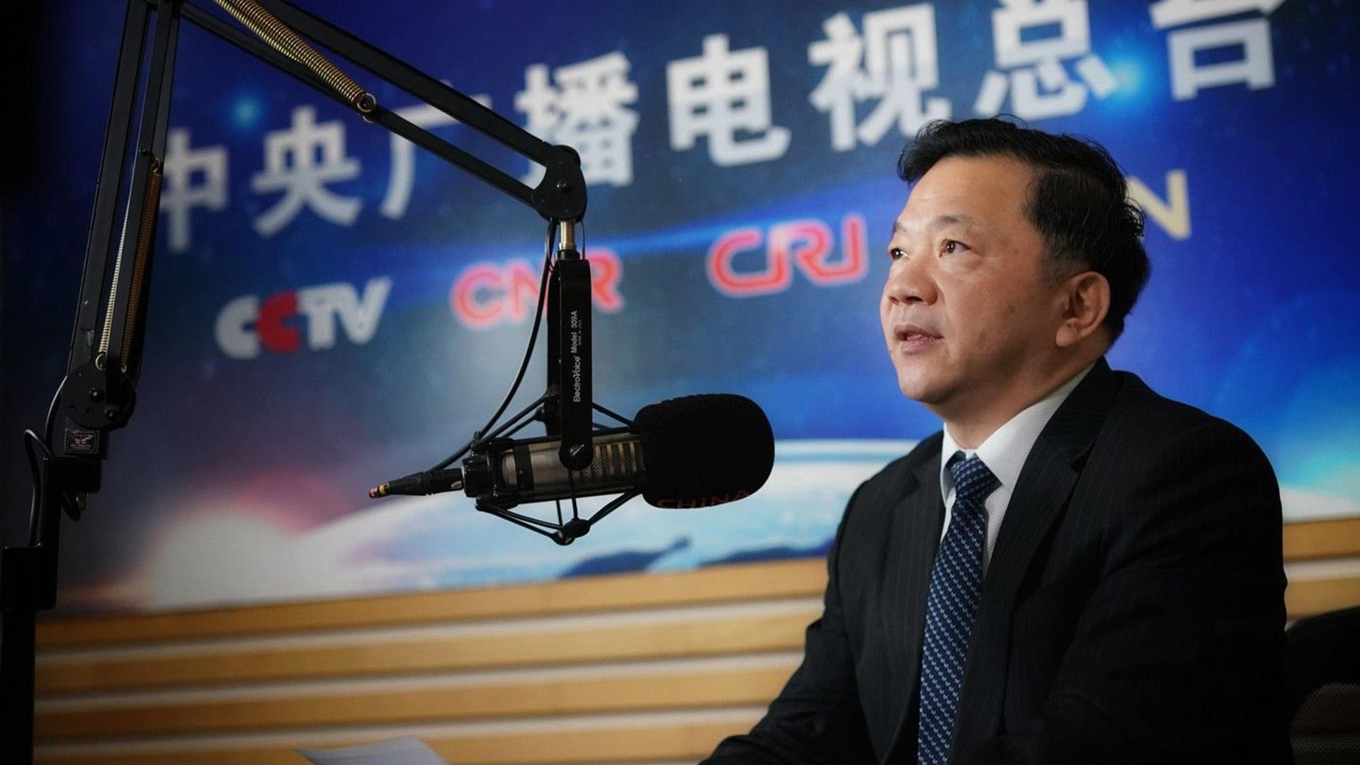 Опубликовано новогоднее обращение президента CMG Шэня Хайсюна
