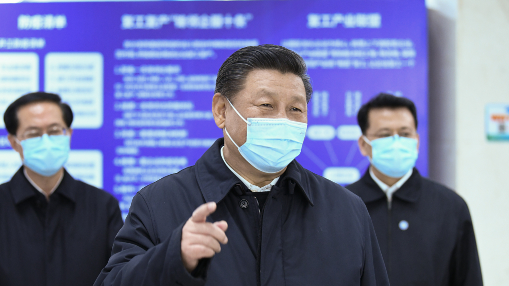 Снят документальный фильм о Си Цзиньпине и его роли в борьбе с COVID-19 и нищетой