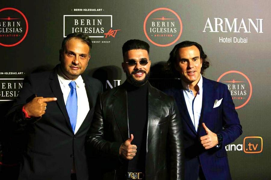 В Дубае с грандиозным успехом прошел фестиваль российской поп-музыки Рождественский Big Art Festival
