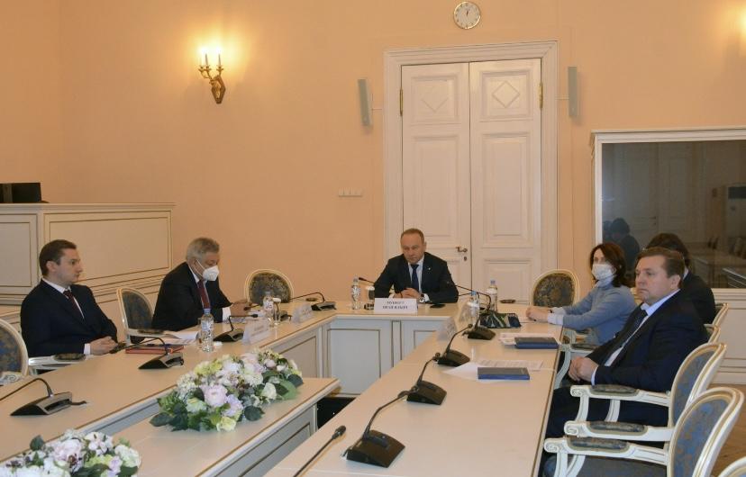 Одной из тем международного экспертного заседания стали перспективы отношений РФ и Казахстана