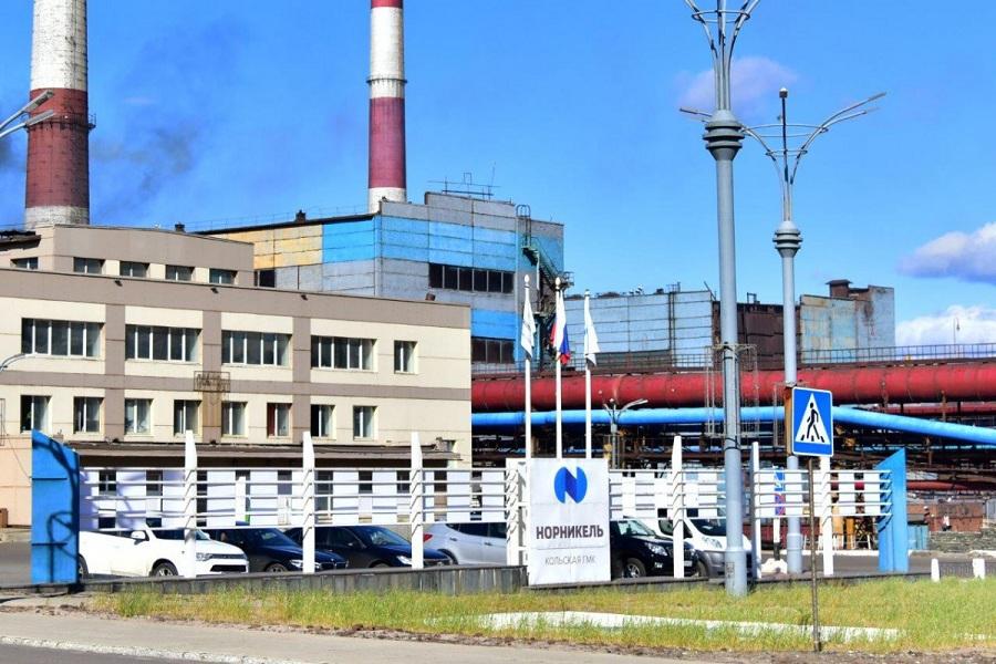 «Норникель» добился снижения выбросов сернистого газа на Кольском полуострове на 85 процентов