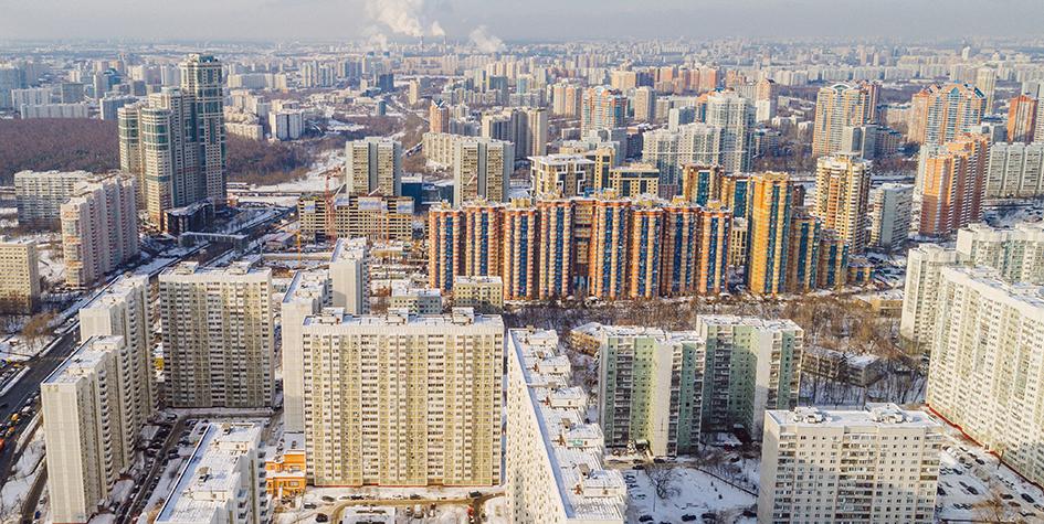 На 14% за 6 месяцев в Москве выросла доля новых жилых проектов с отделкой
