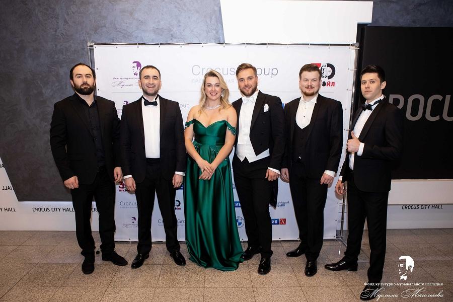 Дзамболат Дулаев признан победителем в VI Международном конкурсе вокалистов имени Муслима Магомаева
