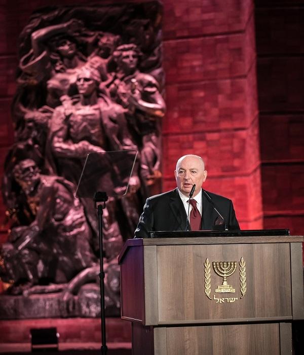 Вячеслав Моше Кантор: «Израиль должен получить одобрение и поддержку со стороны международного сообщества»