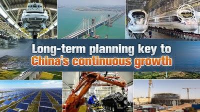 CGTN: долгосрочное планирование — ключ к непрерывному росту Китая