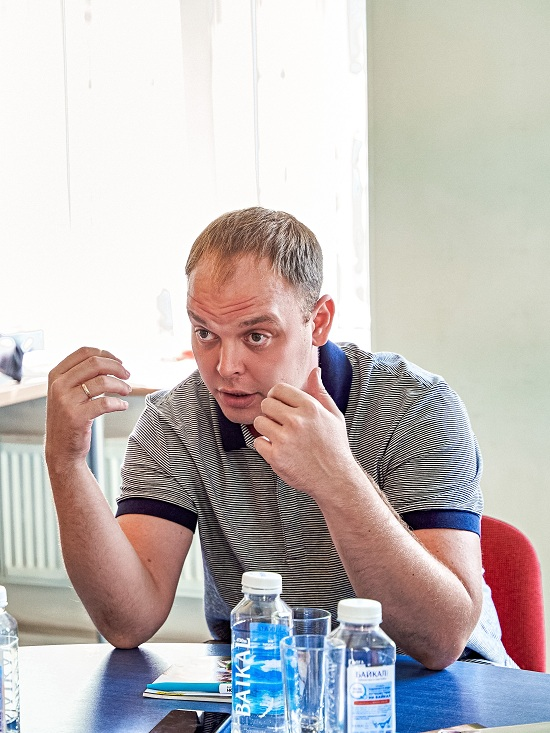 Никита Семенюк: «Национальной команде необходима смена поколений!»
