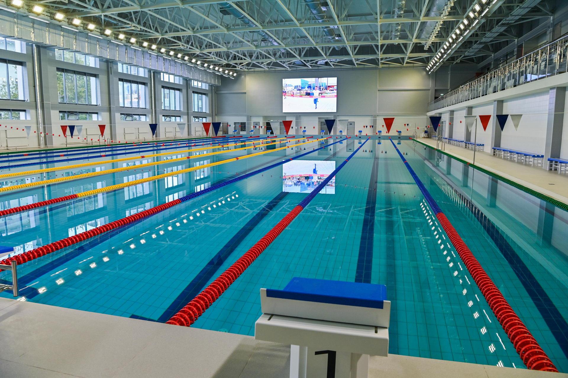 Открыт новый Дворц спорта в Калуге — уникальный и грандиозный спортивный объект