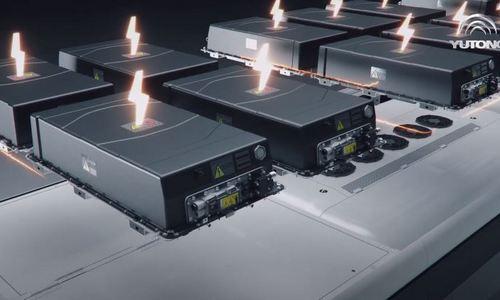 Компания Yutong представила новейшую технологию обеспечения безопасности аккумуляторов электромобилей