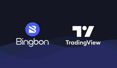 Bingbon объединяется с TradingView и становится новейшим брокером на платформе TradingView