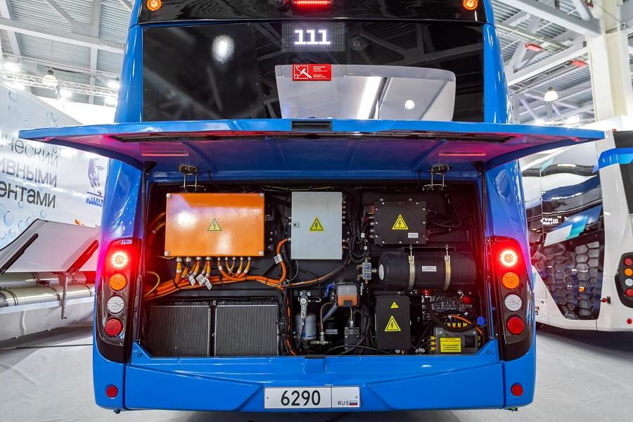 НПП ИТЭЛМА познакомила посетителей ComTrans 2021 с инновационными решениями компании