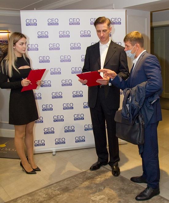 Об особенностях ведения бизнеса Гарретт Джонстон рассказал на деловом вечере RU TALKS и CEO RUSSIA