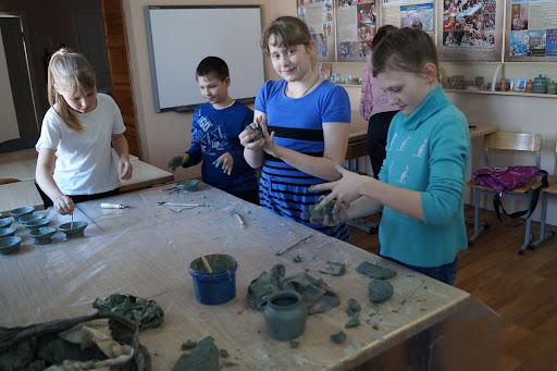 Мастерские для ребят: школа искусств № 2 Нижневартовска предлагает новые возможности