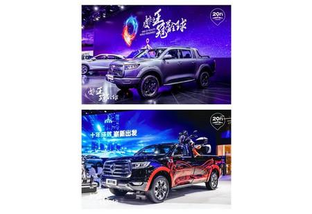 Автосалон в Чэнду: дебют новых моделей GWM POER с объемом продаж, достигшим 200 тыс. ед.